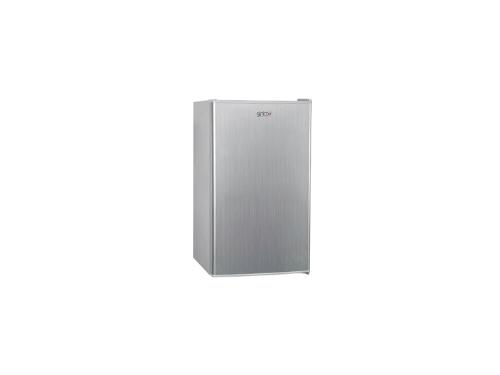 Холодильник Sinbo SR 140S серебристо-черный, вид 1
