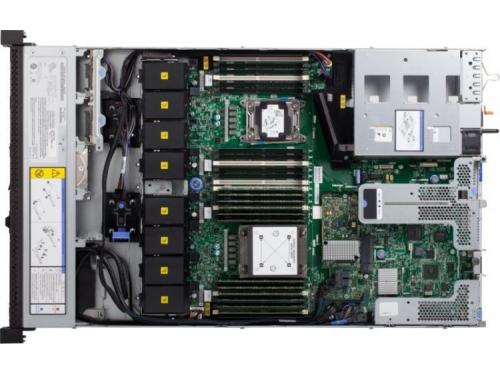 Сервер Lenovo System x3550 M5 5463 (5463K7G), вид 2