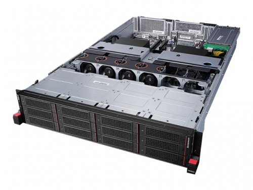 Сервер Lenovo ThinkServer RD650 (70D0001JEA), вид 2