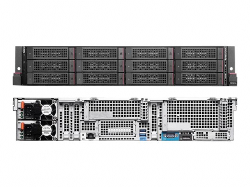 Сервер Lenovo ThinkServer RD650 (70D0001JEA), вид 4
