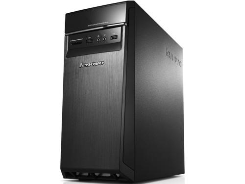 Фирменный компьютер Lenovo IdeaCentre 300-20ISH (90DA0061RS) чёрный, вид 1