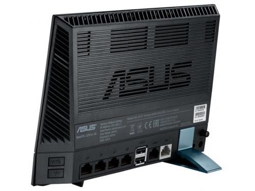 Модем ADSL-WiFi Asus DSL-N17U, вид 1