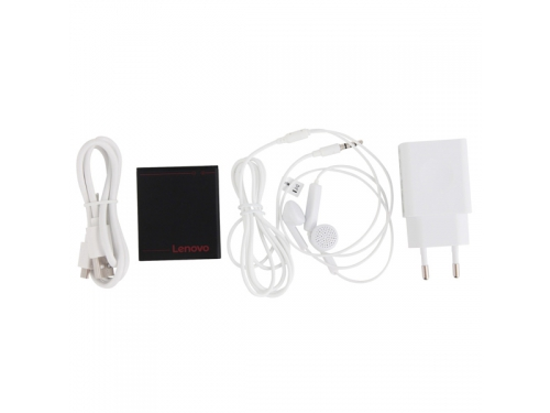 Смартфон Lenovo A2010 Dual Sim LTE, белый, вид 4