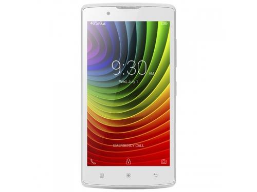 Смартфон Lenovo A2010 Dual Sim LTE, белый, вид 1