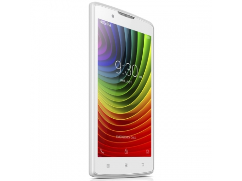 Смартфон Lenovo A2010 Dual Sim LTE, белый, вид 2