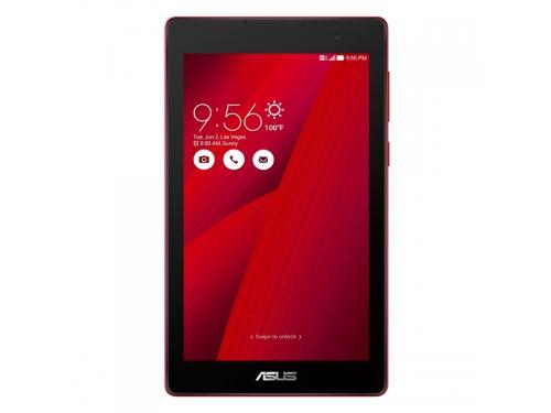 Планшет ASUS ZenPad C 7.0 Z170CG-1L020A 16Gb Wi-Fi, 3G, Android 5.0, красный , вид 1