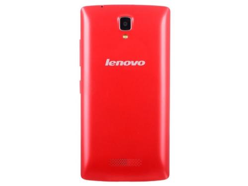 Смартфон Lenovo A2010-A Dual SIM LTE, красный, вид 5