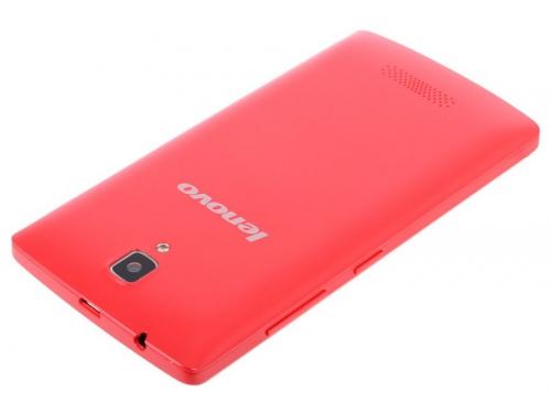 Смартфон Lenovo A2010-A Dual SIM LTE, красный, вид 6