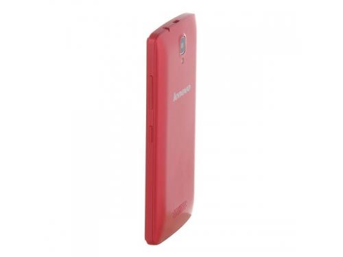 Смартфон Lenovo A2010-A Dual SIM LTE, красный, вид 4