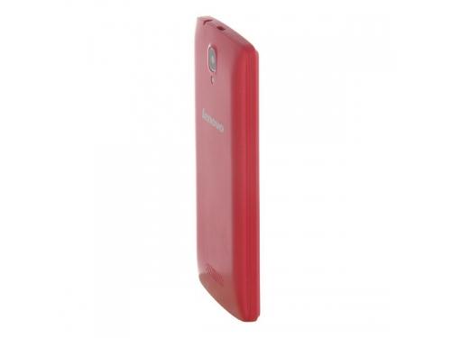 Смартфон Lenovo A2010-A Dual SIM LTE, красный, вид 3