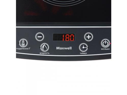Плита Maxwell MW-1927 BK Чёрная, вид 2