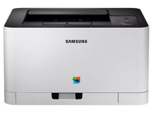 Лазерный цветной принтер Samsung Xpress SL-C430, вид 1