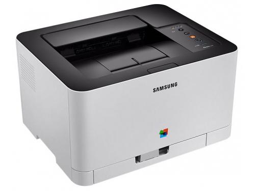 Лазерный цветной принтер Samsung Xpress SL-C430, вид 2
