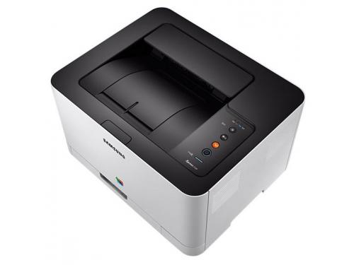 Лазерный цветной принтер Samsung Xpress SL-C430, вид 3