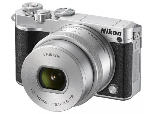 Цифровой фотоаппарат Nikon 1 J5 KIT (10-30mm VR), вид 1