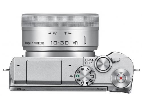 Цифровой фотоаппарат Nikon 1 J5 KIT (10-30mm VR), вид 3