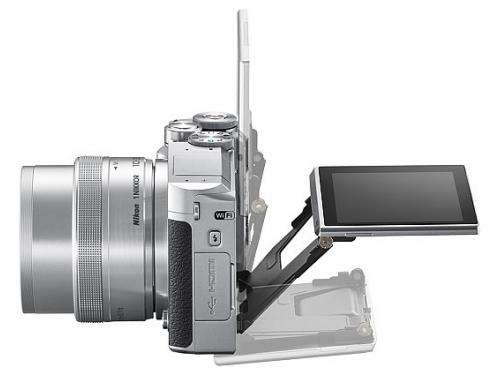Цифровой фотоаппарат Nikon 1 J5 KIT (10-30mm VR), вид 4