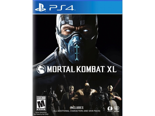 ���� ��� PS4 Mortal Kombat XL, ��� 1