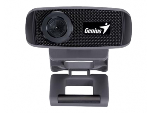 Web-камера Genius FaceCam 1000X v2 (HD, x3, USB), вид 1