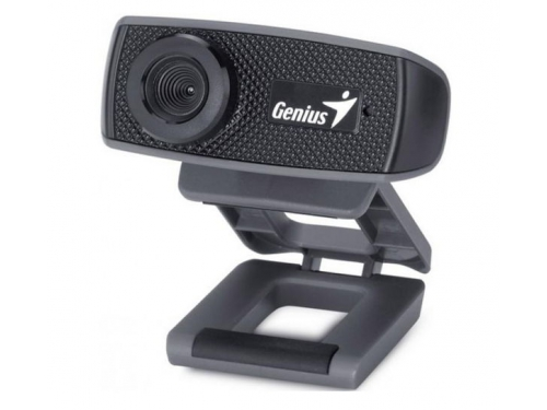 Web-камера Genius FaceCam 1000X v2 (HD, x3, USB), вид 2