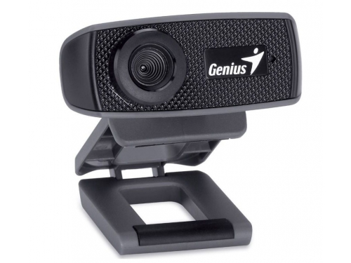 Web-камера Genius FaceCam 1000X v2 (HD, x3, USB), вид 3