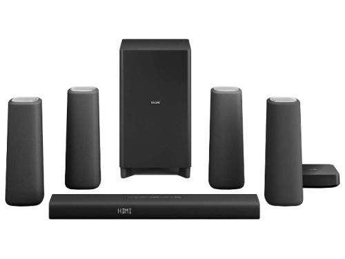 Комплект акустических систем Philips CSS5530B/12 черный, вид 1