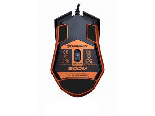 Мышка COUGAR 200M Orange USB, вид 3