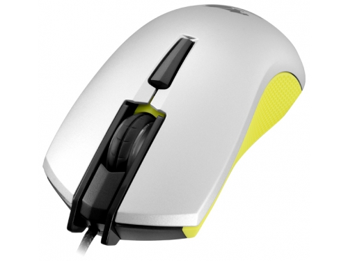Мышка COUGAR 230M White-Yellow USB, вид 1