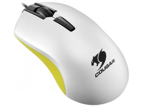 Мышка COUGAR 230M White-Yellow USB, вид 2