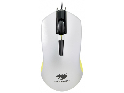 Мышка COUGAR 230M White-Yellow USB, вид 3