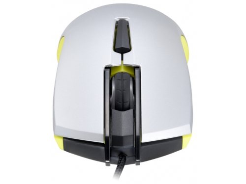 Мышка COUGAR 230M White-Yellow USB, вид 5