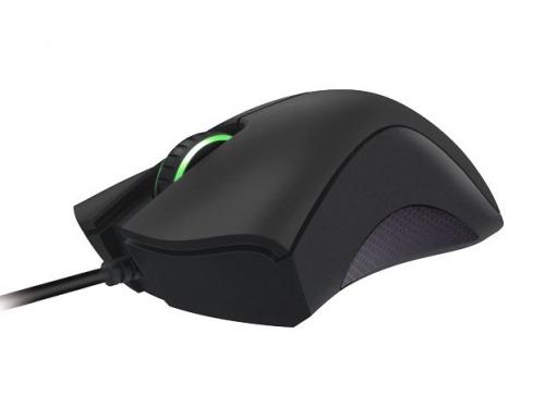 Мышка Razer DeathAdder 3500, USB, чёрная, вид 3
