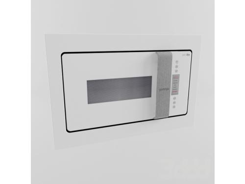 Микроволновая печь Gorenje BM6250ORAW белая, вид 1
