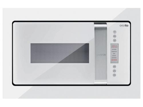 Микроволновая печь Gorenje BM6250ORAW белая, вид 2