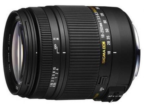 �������� ��� ���� Sigma AF 18-250mm f/3.5-6.3 DC MACRO OS HSM Canon, ��� 1