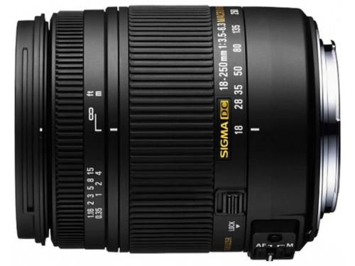 �������� ��� ���� Sigma AF 18-250mm f/3.5-6.3 DC MACRO OS HSM Canon, ��� 2