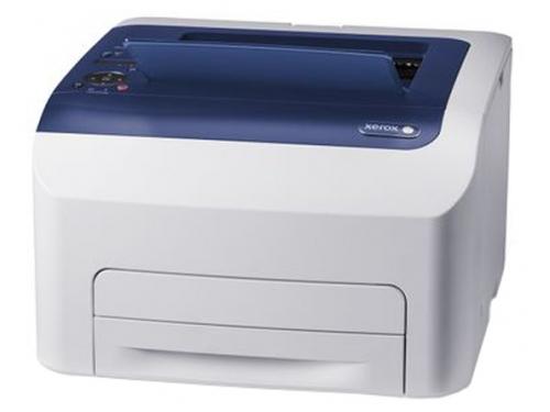 Лазерный цветной принтер Xerox Phaser 6022, вид 1