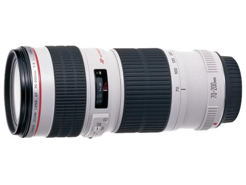 Объектив для фото Canon EF 70-200mm f/4L USM (2578A009), вид 1