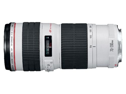 Объектив для фото Canon EF 70-200mm f/4L USM (2578A009), вид 2