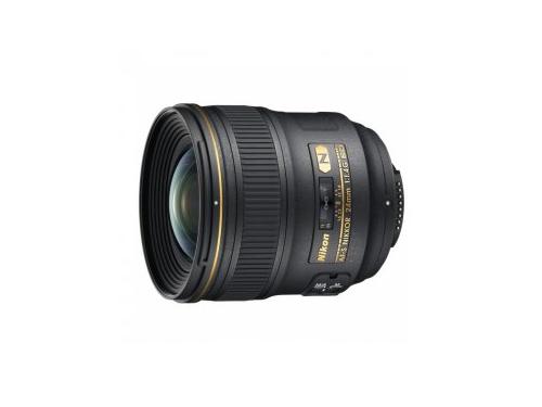 Объектив для фото Nikon 24 mm f/1.4G AF-S ED Nikkor, вид 1