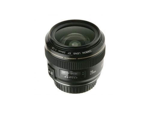 Объектив для фото Canon EF 28mm f/1.8 USM (2510A010), вид 1
