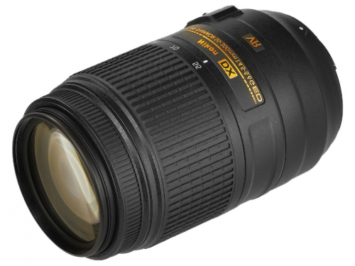 Объектив для фото Nikon 55-300 mm f/4.5-5.6G ED DX VR AF-S Nikkor, вид 1