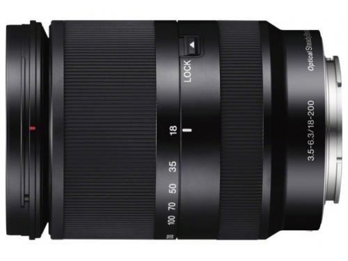 Объектив для фото Sony 18-200mm f/3.5-6.3 E LE (SEL-18200LE), вид 1