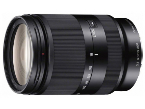 Объектив для фото Sony 18-200mm f/3.5-6.3 E LE (SEL-18200LE), вид 2