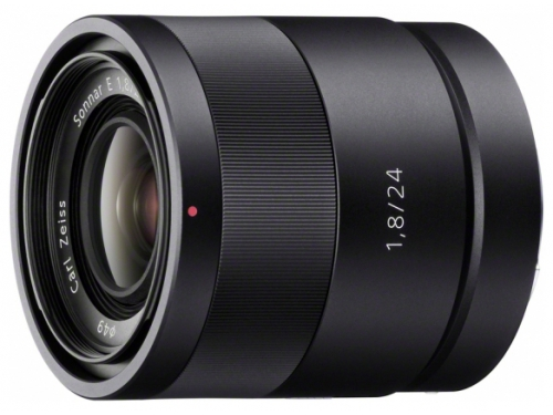 Объектив для фото Sony Carl Zeiss Sonnar T*24mm f/1.8 ZA E (SEL-24F18Z), вид 1