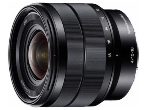 Объектив для фото Sony SEL-1018 (E 10-18 мм F4 OSS), вид 1