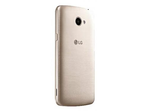 Смартфон LG K5 X220ds, золотистый, вид 2