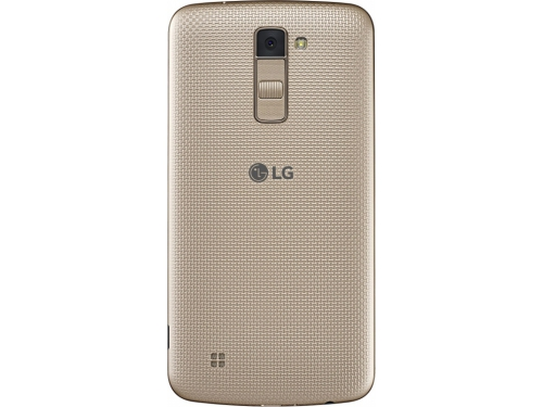 Смартфон LG K10 LTE K430DS, 16Gb, LTE (LGK430DS.ACISKG), золотистый, вид 3