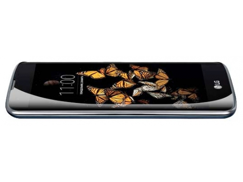 Смартфон LG K8 K350E, синий, вид 5