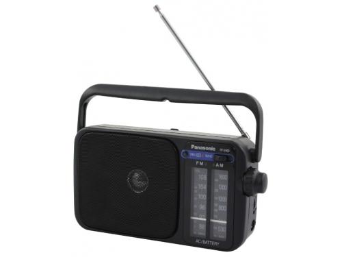 Радиоприемник Panasonic RF-2400EE9-K, вид 2